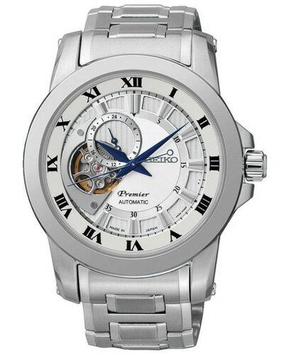 セイコー SEIKO プルミエ Premier 日本製 自動巻 メンズ 腕時計 SSA213J1