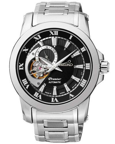 セイコー SEIKO プルミエ Premier 日本製 自動巻 メンズ 腕時計 SSA215J1