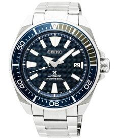 セイコー SEIKO プロスペックス PROSPEX 自動巻き サムライ ダイバーズ 腕時計 SRPB49K1