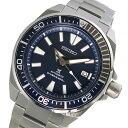 セイコー SEIKO 自動巻き メンズ 腕時計 SRPB49K1 ネイビー
