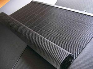 炭ブラインドサイズ88×135cm 1本滑車