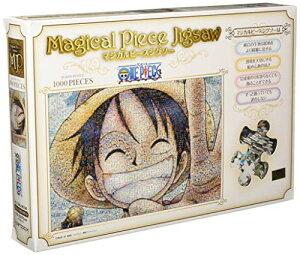 エンスカイ 1000ピース ジグソーパズル マジカルピースジグソー ワンピース モザイクアート (50x75cm)