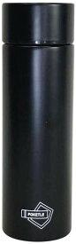POKETLE ボトル ブラック 水筒 ポケトルステンレス ミニサイズ