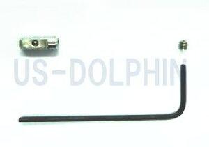 ZH-04S 超音波カッター ZO-40用 刃固定具 セット