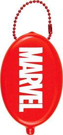 ティーズファクトリー ラバ—コインケース レッド マーベル MV-5521403RD