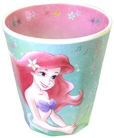 ティーズファクトリー タンブラー グリーン 270ml ディズニー アリエル メラミンカップ