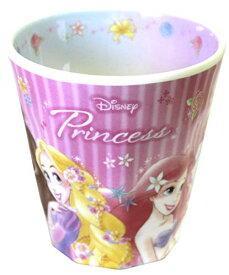 ティーズファクトリー タンブラー ピンク 270ml ディズニー プリンセス メラミンカップ