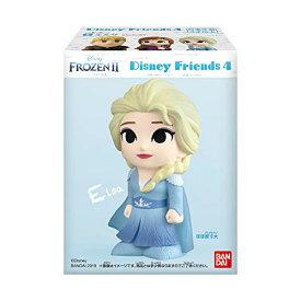 ディズニーフレンズ ミニフィギュア4 FROZEN (12個入1BOX) 食玩・清涼菓子 (アナと雪の女王)