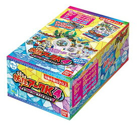 妖怪ウォッチ 妖怪アークK 4〜お宝いっぱい!集まれ宝玉妖怪!〜 10個入りBOX