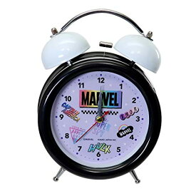 マーベル[目覚まし時計]ツインベル クロック