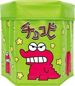 クレヨンしんちゃん チョコビストレージBOX グリーン