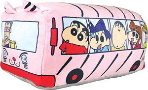 ティーズファクトリー クッション クレヨンしんちゃんもっちりバス型クッション 20×14×34cm KS-5529069