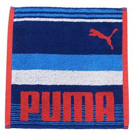 PUMA プーマ[ミニタオル]ジャガードハンカチタオル/PUMA-1920 【レッド 】
