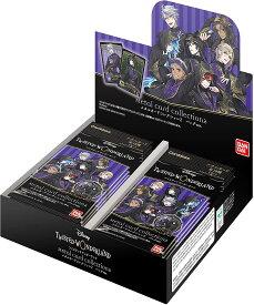 【予約9月】ディズニー ツイステッドワンダーランド メタルカードコレクション2 パックVer.(BOX)