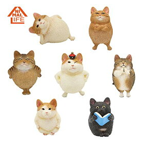 【送料込み価格】ANIMAL LIFE Collaboration Series TOSHIO ASAKUMA × FUMEANCATS 1BOX(8個入)