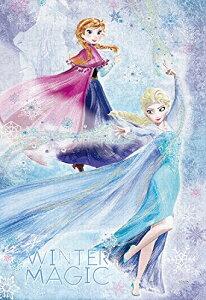 【送料込み価格】300ピース ジグソーパズル アナと雪の女王 Icy Blast【パズルデコレーション】(26x38cm)