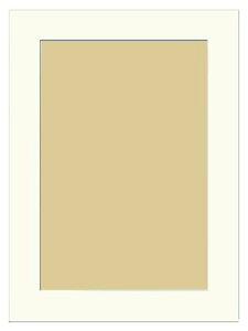 【送料込み価格】木製パズルフレーム ジグソーパズルプチ専用 ホワイト (10x14.7cm)