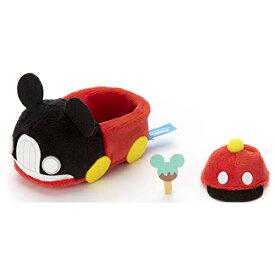 タカラトミーアーツ ディズニーキャラクター minimaginationTOWN ミニミニセット ミッキーマウス(のりもの) ぬいぐるみ 長さ 約10cm