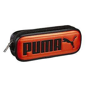 プーマ ビッグロゴペンケース 972PMOR オレンジ