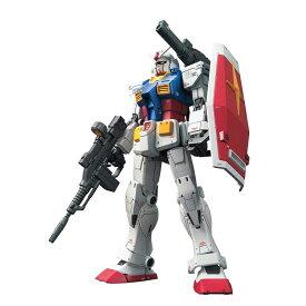 HG 機動戦士ガンダム THE ORIGIN RX-78-02 ガンダム 1/144スケール プラモデル【予約7月再販分】バンダイ