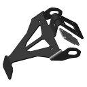 CBR250RR MC51 2017 〜 フェンダーレス キット ブラック HONDA 本田 ホンダ CBR 250 RR 送料無料 PinkFactory ピ...