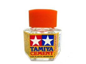 タミヤセメント (六角びん)接着剤