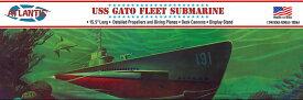 アトランティス 1/240 アメリカ海軍 ガトー級 潜水艦