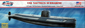 アトランティス 1/300 アメリカ海軍潜水艦 SSN571 ノーチラス