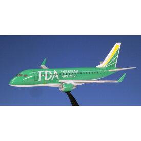フジドリームエアラインズ 1/300 FDA エンブラエル 11号機 グリーン 塗装済み半完成キット