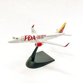 フジドリームエアラインズ 1/300 FDA エンブラエル 12号機 ホワイト 塗装済み半完成キット