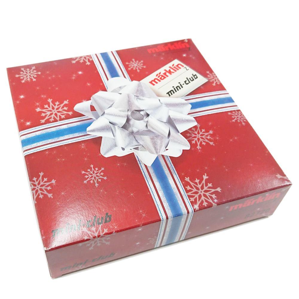 メルクリン 1/220 Zゲージ クリスマス・スターターセット増結用 MAR82720