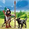 比赛美孚特别加猎人和狼