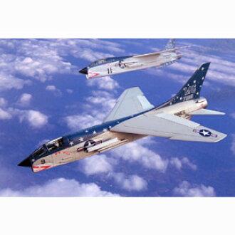 purattsu/bego 1/144 F-8K十字军(2台安排)