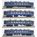 ロクハン Zゲージ 国鉄14系特急形客車 4両基本セット