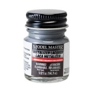 モデルマスター メタライザー・ラッカー・シリーズ ステンレス・スチール バフィング