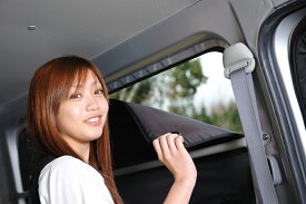 【車で授乳】ベビーカーと合わせて購入、とっても便利!子育てママが授乳に推奨!ベビー服の着替え 離乳食の食事 おむつ交換やおしりふき、ねんねにも活躍!高品質の日本製! タント&タントカスタム LA600/610系 カーテン不要遮光防水プライバシーサンシェード リア用