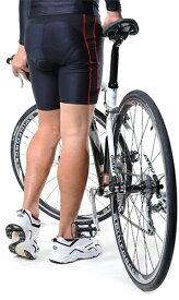 ★スポーツが変わる!筋肉疲労を軽減するスポーツウェアFIXFIT RACERフィックスフィット キネシオロジー。【品番:ACW-X06 デュアルパット付きショートタイツ】話題のサポートインナー 自転車 サポートタイツ 自転車 ウェア コンプレッションインナー No:0616N 02P06Aug16