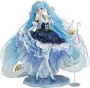 キャラクター・ボーカル・シリーズ01 初音ミク 雪ミク Snow Princess Ver. 1/7スケール