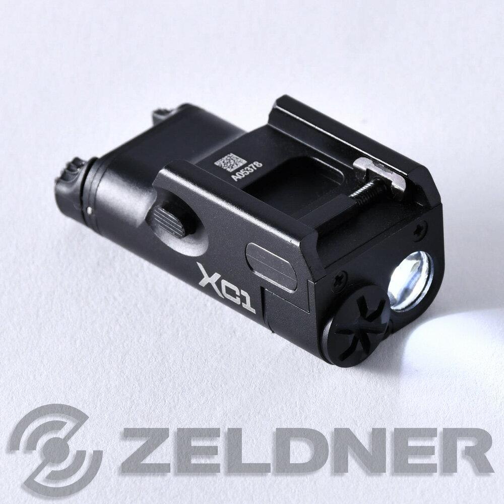 【送料無料】 フラッシュライト SUREFIRE XC1タイプ レプリカ シュアファイア LED ハンドガンライト ウェポンライト サバゲー 【ZELDNER (ゼルドナー)】