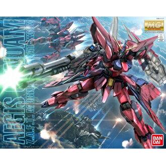 BANDAI 1/100 MG aegis Gundam (Mobile Suit Gundam SEED)