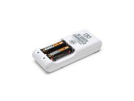 【特別セール 楽天最安値に挑戦】タミヤ ミニ四駆バッテリー 単3形ニッケル水素電池ネオチャンプ(2本)と急速充電器II 55115