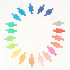 カラーフィルター フラッシュ ストロボ用 20枚入り ディフューザー スタジオフラッシュ用 ソフトボックス ストロボ 一眼レフカメラ 撮影機材 撮影小道具