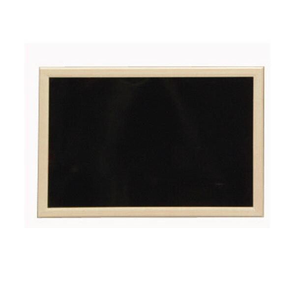 [30×45cm]縦横兼用!ウッドブラックボード NBM-34 ペアー[アイリスオーヤマ・カフェ看板・黒板・メニュー表・ウェディングウェルカムボード・パーティ案内・お絵かき・メモボード・市販のボードマーカー使用可店頭POP看板] [cpir]