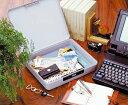 プライベートBOX PV-330 セーフティボックスA4ファイルがピッタリ収納できるサイズ 簡易金庫 重要書類 通帳 診察券 パスポートの保管に オフィス 宝物...