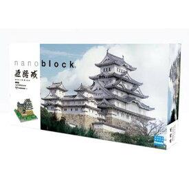 ナノブロック 姫路城DX nanoblock NB-006ナノブロック姫路城DX デラックス版
