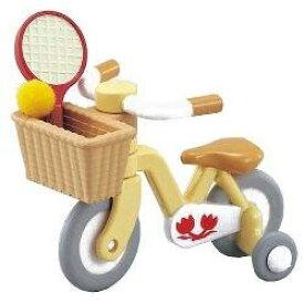 シルバニアファミリー 自転車(子供用) カ-306エポック シルバニア ドールハウス 動物 知育玩具 ままごと お人形遊び 女の子向け 着せ替え 【TC】