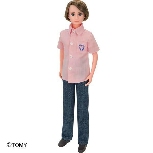 リカちゃん やさしいパパ(ピエールさん)【女の子向け おもちゃ リカちゃん人形 おままごと】タカラトミー LD-20【TC】【取寄品】