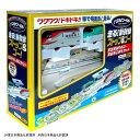 【電車 おもちゃ】パネルワールド走る!新幹線 ストップ&ゴーE5系はやぶさ・E6系こまちセット【男の子向け 知育玩具 …