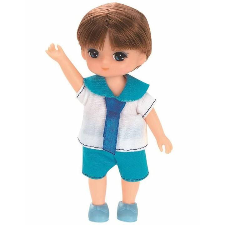 リカちゃん LD-31 ようちえんりくくん ドール 人形 玩具 おもちゃ ドール玩具 ドールおもちゃ 人形玩具 玩具ドール おもちゃドール 玩具人形 タカラトミー 【TC】