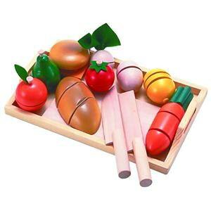 エドインター ままごといっぱいセット【TC】【TC】【エドインター・Ed.Inter・木のおもちゃ・積み木・木のつみき・木製パズル・おままごと・知育玩具・手に優しい・プレゼントに最適】